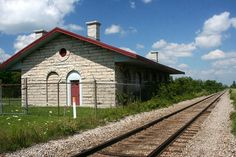 St Marys Junction Station was designated a Heritage Railway Station by the Historic Sites and Monuments Board of Canada in 1992. Erected in 1858 by the Grand Trunk Railway, the station served for a time as the western terminus of the line and later became an important junction.