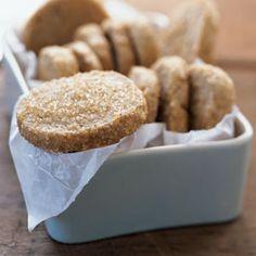 brown sugar pecan shortbread