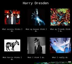 Love the Dresden Files