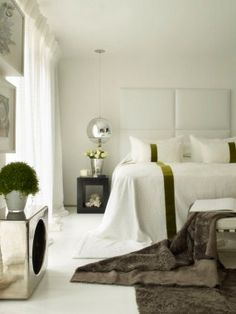 nice bedroom (Kelly Hoppen's)
