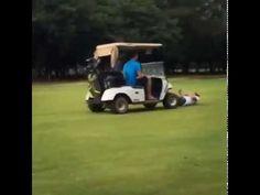 CRAZIEST Golf Cart Fails of 2017