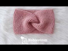 ÖRGÜ BANDANA YAPILIŞI /1 saatte hazır/ #howtoknitheadband - YouTube Crochet Headband Pattern, Knitted Headband, Winter Headbands, Baby Headbands, Knitted Slippers, Knitted Hats, Stitch Patterns, Knitting Patterns, Viking Tattoo Design