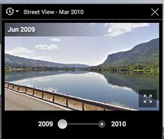 See street-level imagery from the past - Google Maps Help