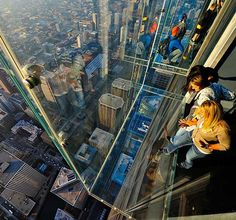 Sky Deck, #Chicago