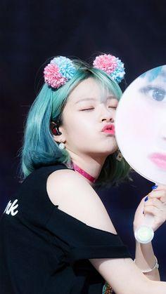 Kpop Girl Groups, Korean Girl Groups, Kpop Girls, Twice Jungyeon, Twice Kpop, Suwon, Nayeon, Love Of My Live, The Ostrich