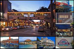 Monterey, California.  Lived here in the Navy from 92-93!  Fun town. Lots to see and do every weekend!!