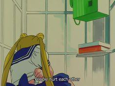"""17 Times """"Sailor Moon"""" Totally Got You Sailor Moon Quotes, Sailor Moon Art, Sailor Mars, Sailor Neptune, Moe Manga, Moe Anime, Anime Guys, Anime Art, Sailor Moon Aesthetic"""