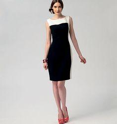 Patron de robe - Vogue 1329 - Facile / 19,50€
