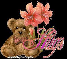 Teddy1 Hug