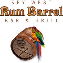 Key West Restaurants | Key West Bars | Rum Barrel SO MANY RUM DRINKS @Katie Hallum