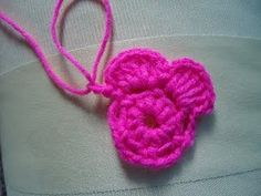 Cara kait bunga basic untuk beginner harap dapat membantu sapatinhos de croch para beb roupinhas de croch para beb toucas para beb ccuart Gallery