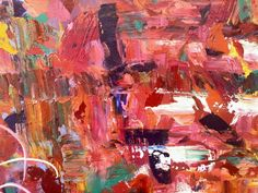 art abstract painting canvas
