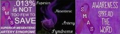 SMA Syndrome banner Chronic Illness, Chronic Pain, Superior Mesenteric Artery Syndrome, Pelvic Congestion Syndrome, Rare Disease, Keep Fighting, Invisible Illness, S Word, Banner