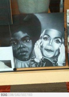 Artwork about Michael Jackson