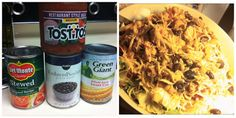 EASY Clean Eating Crock Pot Chicken With Black Beans and Corn!