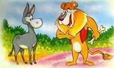 El León y el Asno