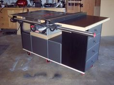 TS Fence and Router Extension Wing - Woodworking Talk - Woodworkers Forum
