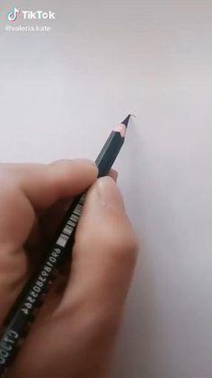 Art Drawings Beautiful, Art Drawings Sketches Simple, Pencil Art Drawings, Cool Drawings, Art And Craft Videos, Art Painting Gallery, Eye Art, Beauty Art, Art Techniques