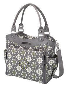 Diaper bag... Petunia Pickle Bottom - City Carryall #baby #babies #decorating #photography #diaperbag
