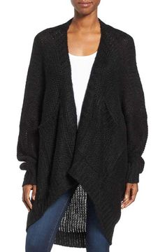 Press Slouchy Knit Cardigan