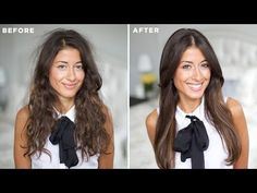 How to Tame Frizzy Hair - Uploads by LuxyHair. Seriously, I LOVE LuxyHair thanks to @Renee Lawrence!