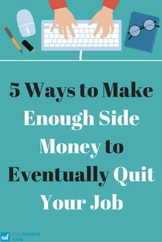 """Nearly everyone dreams of quitting his or her day job, whether it's tomorrow, next year or in the next decade. However, there is a wide chasm between """"dreams"""" and """"action"""" that many people never seem to cross -- and it's usually due to finances."""