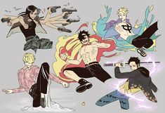 OMG why doesn't Nico Robin fight like this? That would be EPIC Anime One Piece, One Piece Comic, One Piece Ace, One Piece Fanart, Film Manga, Anime Manga, Anime Guys, Anime Art, One Piece Cosplay