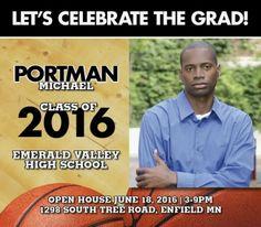 Graduation Announcements - Celebrate the Grad