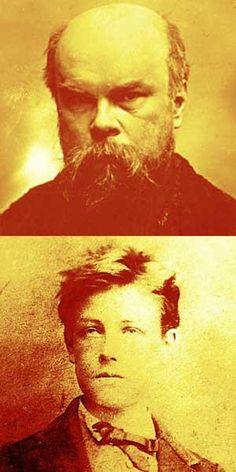 Paul Verlaine y Arthur Rimbaud