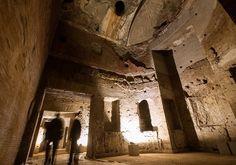 Presentata la quattro giorni di eventi a Ferrara Fiere. Tra i soggetti dell'evento, che aprirà mercoledì 6 maggio, anche il recupero della Domus Aurea, la Villa urbana costruita dall'imperatore romano Nerone dopo il grande incendio che devastò Roma nel 64 d.C.