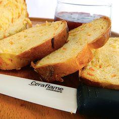Tudo gostoso a receita de Pão de Cenoura do Comida do dia. Receita fácil que você vai amar.