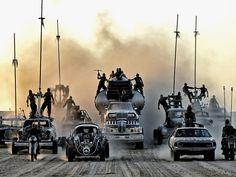 Mad Max: Fury road, 2015?