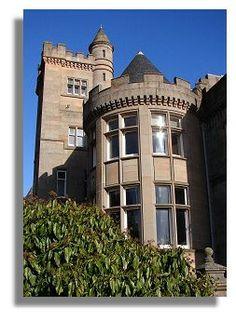 Airthrey Castle, University of Stirling, Scotland