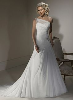 Large View of the Mona Bridal Gown