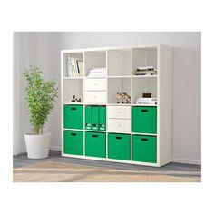 KALLAX Open kast - wit - IKEA