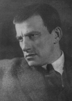 Today is the birthday of Vladimir Mayakovsky, born in 1893. He was a Russian and Soviet poet and playwright, among the foremost representatives of early-20th century Russian Futurism. The 1912 Futurist publication A Slap in the Face of Public Taste contained Mayakovsky's first published poems: Night and Morning. A Cloud in Trousers (1915) was Mayakovsky's first major poem of appreciable length and it depicted the heated subjects of love, revolution, religion and art.