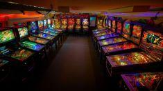ikuri arcade – Google-haku Pinball, Jukebox, Arcade, Google
