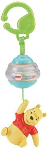 Black Friday 2014 Fisher-Price Disney Baby Beehive Rattle, Winnie The Pooh from Disney Cyber Monday Car Seat And Stroller, Car Seats, Baby Disney, Fisher Price, Future Baby, Baby Toys, Winnie The Pooh, Baby Strollers, Nursery