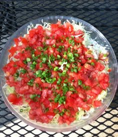 BLT Dip. For the 4th.