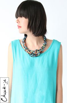 Cheek-ie Knot Necklace