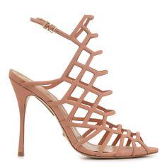 JULIANA in Peach #heels #schutz