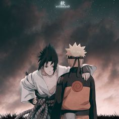 NARUTO AND SASUKE wallpaper by Stoneyxd - 75 - Free on ZEDGE™