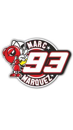 Marc Marquez Logo iPhone Wallpaper - Best iPhone Wallpaper