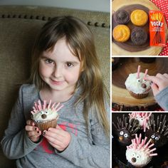 SING Special Edition is out on DVD and Blu-Ray so we made porcupine cupcakes, gorilla munch popcorn and several other goodies to celebrate family movie night!