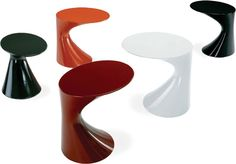 tod side table by Todd Brachner, Hive Modern