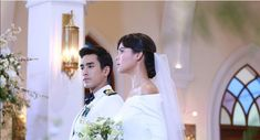 Discovered by Find images and videos about yaya, nadech and lakorn on We Heart It - the app to get lost in what you love. Thai Princess, Bridesmaid Dresses, Wedding Dresses, The Crown, Image Sharing, Find Image, Celebrities, Drama, Ships