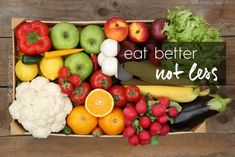 Eating Clean | Rebel Dietitian, Dana McDonald, RD. - Eat Better, Not Less
