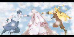 Naruto and Sasuke against Kaguya Stream Live Naruto Anime Tv