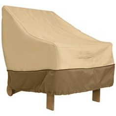 Shop a great selection of Classic Accessories Veranda Adirondack Patio Chair Cover, Standard Veranda Cover. Find new offer and Similar products for Classic Accessories Veranda Adirondack Patio Chair Cover, Standard Veranda Cover. Patio Lounge Chairs, Patio Dining, Club Chairs, Outdoor Chairs, Adirondack Chairs, Outdoor Seating, Outdoor Ideas, Dining Chairs, Beach Chairs