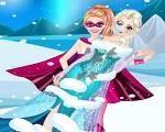 Em Barbie Super Princesa Salva Elsa, a linda Rainha do Gelo, Elsa; estava passeando quando caiu de uma montanha, e ela foi salva pela Barbie Super Princesa. Elsa ficou muito machucada e precisa de muitos cuidados. Agora nossa heroína Barbie precisa de sua ajuda para cuidar dos machucados de Elsa. Ajude Barbie fazer alguns exames em Elsa, limpar seus machucados e curar seus ferimentos com muita magia. Divirta-se com Barbie e Elsa!